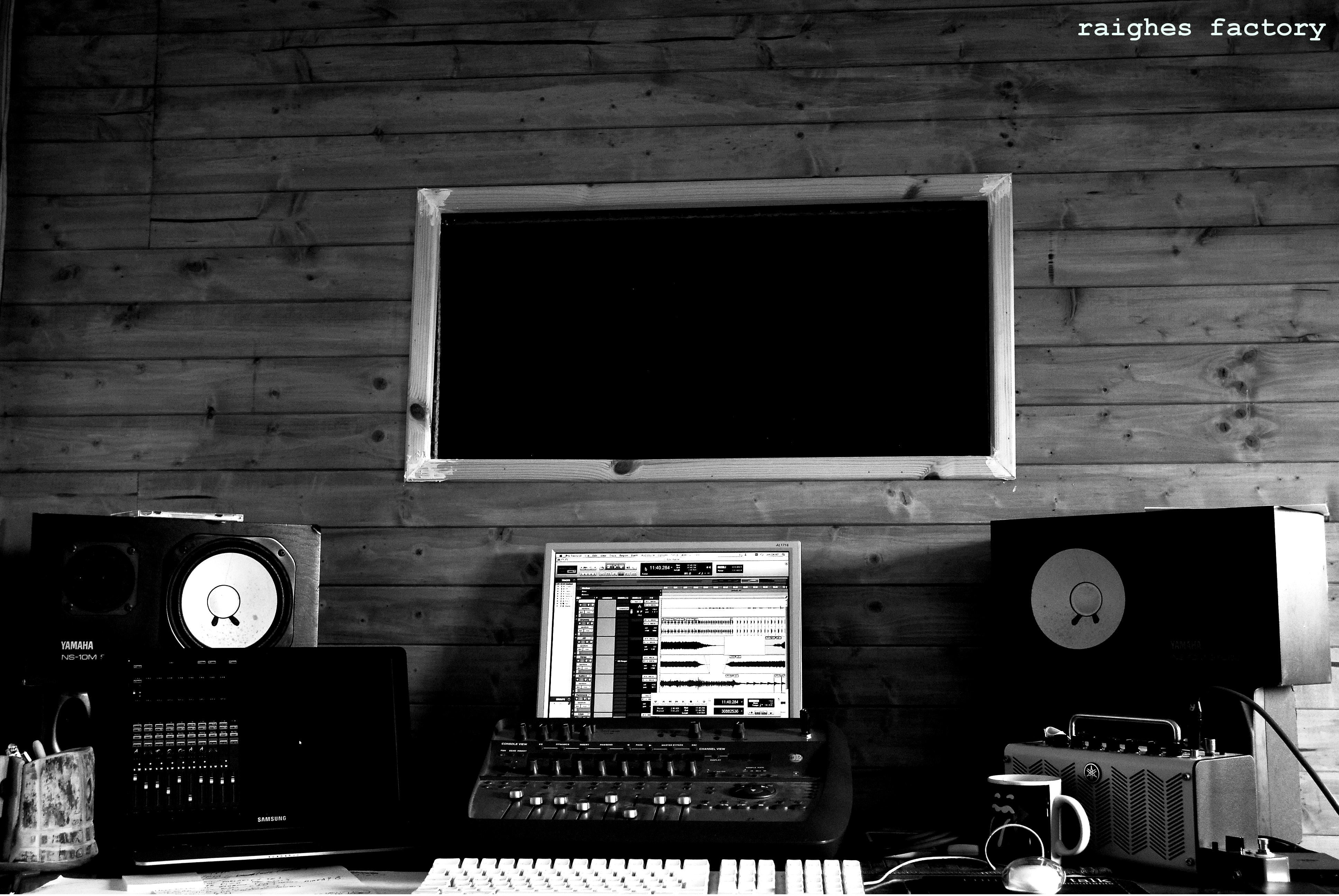 Raighes Factory Studio