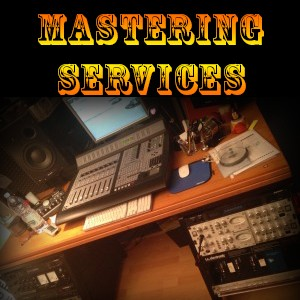 Professional mastering services for your song