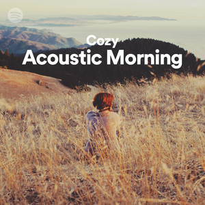 Cosy Acoustic Morning an Editorial Playlist by Spotify
