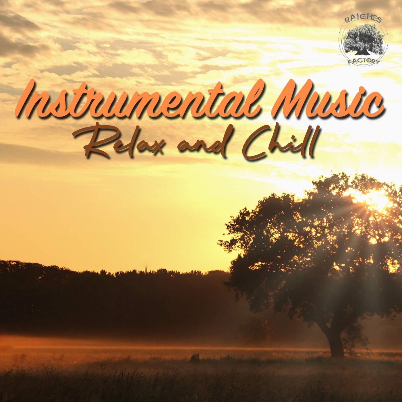Instrumental Music Relax and Chill Rebranded Raighes Factory playlist Editorial